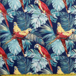 MACAW MAGIC NAVY