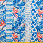 TROPICAL STRIPE BLUE