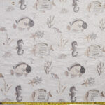 FISHY TAILS-LINEN